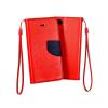 Flexi color book tok - Meizu M3s - piros - sötétkék