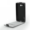 Flexi flip tok - HTC One (M8) Mini - fekete