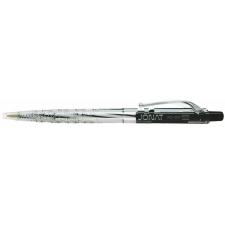 """FLEXOFFICE Golyóstoll, 0,25 mm, nyomógombos, FLEXOFFICE """"Jonat"""", fekete toll"""