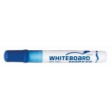 """FLEXOFFICE Táblamarker, 2,5 mm, kúpos, FLEXOFFICE """"WB02"""", kék filctoll, marker"""