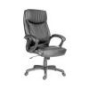 . Fõnöki szék, bõrborítás, fekete lábkereszt, Hawaii, fekete