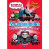 Foglalkoztató Thomas a gőzmozdony: Mennyi az idő, Thomas? - Óráskönyv (Foglalkoztató)