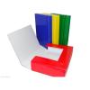 FŐKEFE Füzetbox 3 cm-es gerinc szürke textil