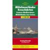 Földközi-tenger hajóútvonalak - f&b AK 2007