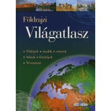 FÖLDRAJZI VILÁGATLASZ térkép