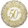 Fólia nagy lufi házassági évforduló 50.