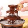 Fondue csokoládé szökőkút 13858