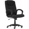 """. Főnöki szék, szövetborítás, fekete lábkereszt, """"MODUS"""" , fekete"""