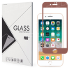 Forcell Apple iPhone 6S GLASS PRO+ 3D 9H kijelzővédő üvegfólia - ROZÉARANY