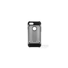 Forcell Armor hátlap tok Apple iPhone 7, szürke tok és táska