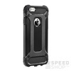 Forcell Armor hátlap tok Apple iPhone 8, fekete