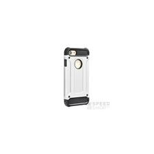 Forcell Armor hátlap tok Samsung J330 Galaxy J3 (2017), ezüst tok és táska