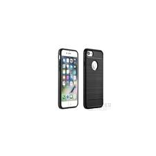 Forcell Carbon hátlap tok Huawei P10 Lite, fekete tok és táska