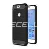 Forcell Huawei Honor 8 TPU szilikon tok KARBON MINTA - FEKETE