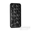Forcell Prism hátlap tok Huawei Y5 (2018), fekete