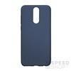 Forcell Soft szilikon hátlap tok Samsung J600 Galaxy J6, sötét-kék