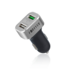 Forever Quick Charge car charger 30 W 2xUSB QUALCOMM QC 2.0