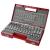 Fortum dugókulcs és bitdugófej készlet 32 db-os (4700020)