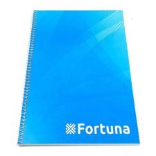 Fortuna Spirálfüzet FORTUNA Basic A/4 70 lapos vonalas füzet
