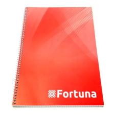 Fortuna Spirálfüzet FORTUNA Basic A/5 70 lapos kockás füzet