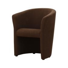 Fotel, barna, CUBA bútor