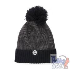 FOX Grey Black Marl Bobble Hat sakpa - CPR762