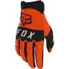 Fox Racing FOX cross kesztyű - DIRTPAW - FLUO ORANGE MX21