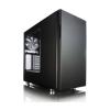FRACTAL DESIGN Define R5 Fekete ablakos (táp nélküli) (FD-CA-DEF-R5-BK-W)