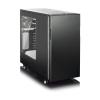 FRACTAL DESIGN Define R5Blackout Edition Fekete Ablakos (táp nélküli) (FD-CA-DEF-R5-BKO-W)