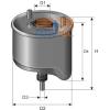FRAM üzemanyagszűrő - 2010.04. hónapTÓL gyártott modellekhez
