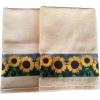 Framsohn Konyhai kéztörlő és törlőrongy készlet, Sunflowers