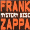 Frank Zappa Mystery Disc CD