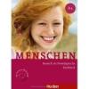 Franz Specht; Sandra Evans; Angela Pude MENSCHEN A1 KURSBUCH MIT DVD *IN EIMEM BAND