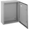 Freder fémszekrény 600x400x200mm szerelőlappal