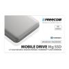 "Freecom SSD (külső memória), 256GB, USB 3.0, Thunderbolt, FREECOM ""Mobile Drive Mg"", ezüst"