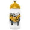 "FREEWATER Kulacs, higiénikus műanyagból, 0,5L, , ""Excavator"", áttetsző"