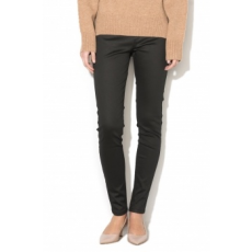 FRENCH CONNECTION , Leggings, Fekete, 6 (74IBL-BLACK-6)