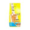 Friskies Állateledel száraz PURINA Friskies macskáknak lazaccal és zöldségekkel 1,7kg