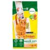 Friskies Indoor Cats teljes értékű állateledel felnőtt macskák számára csirkével-zöldségekkel 1,5 kg
