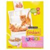 Friskies Junior teljes értékű állateledel kölyökmacskáknak és vemhes/szoptató macskáknak 300 g