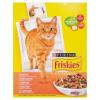 Friskies teljes értékű állateledel felnőtt macskáknak csirkével és zöldségekkel 300 g
