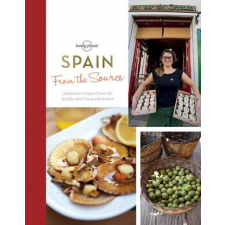 From the Source - Spain - Lonely Planet utazás