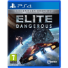 Frontier Elite Dangerous Legendary Edition (PS4) Játékprogram