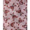 Frufru pink nyuszis gyerek hajvágókendő