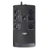 FSP NanoFit 600 600VA 360W szünetmentes tápegység