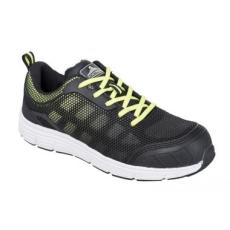 FT15 - Steelite Tove Trainer védőcipő, S1P - fekete / zöld