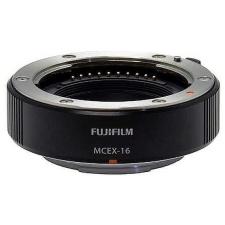 Fuji film MCEX-16 macro közgyűrű Fuji X rendszerhez konverter, közgyűrű