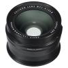 Fuji film WCL-X100 II nagylátószögű előtétlencse (fekete)