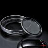 FujiFilm LHF-X20 napellenző és szűrő szett, ezüst