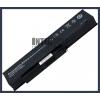 Fujitsu Amilo Li3560 4400 mAh 6 cella fekete notebook/laptop akku/akkumulátor utángyártott